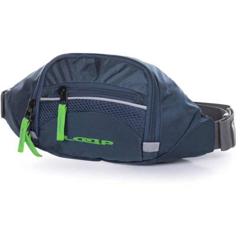 Loap Tula Bel Çantası (Blue/Green)