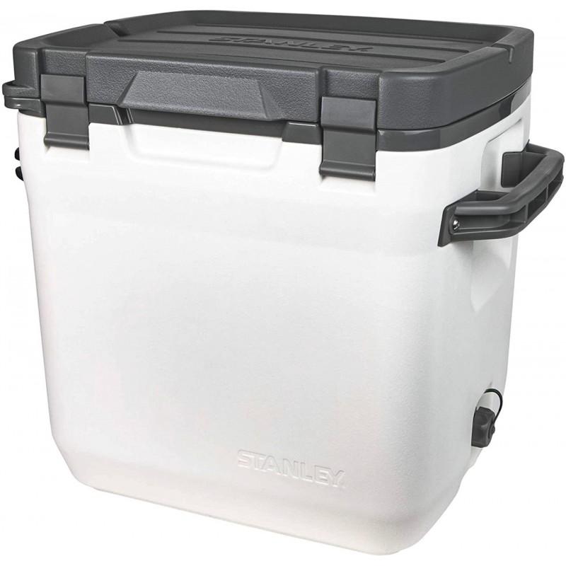 Stanley Adventure Taşınabilir Soğutucu Kamp Buzluğu 28.3 LT (Beyaz)