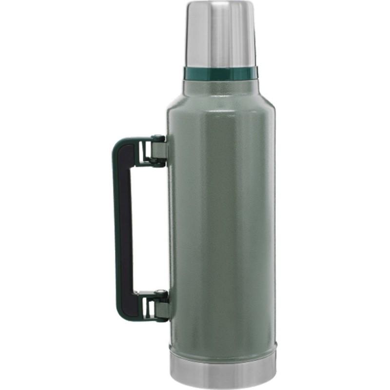 Stanley Klasik Vakumlu Çelik Termos 1.9 LT (Yeşil)