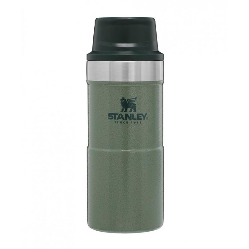 Stanley Classic Trigger-Action Travel Mug - 0.35 LT (Yeşil)