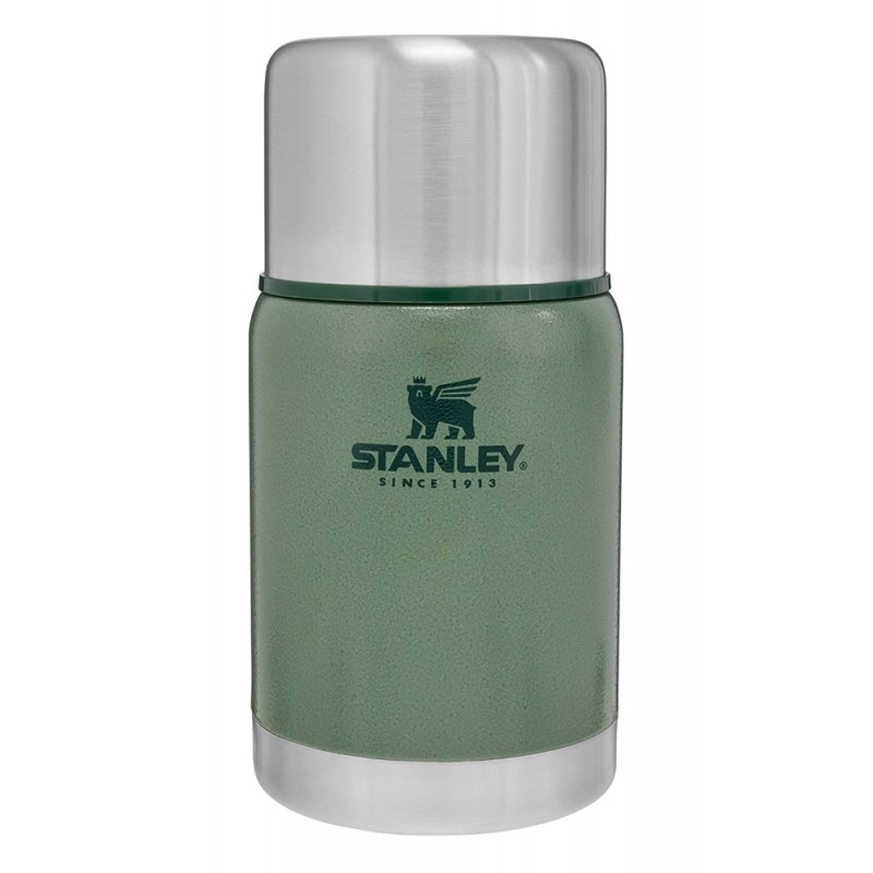 Stanley Classic Vakumlu Yemek Termosu - 0.7 LT (Yeşil)