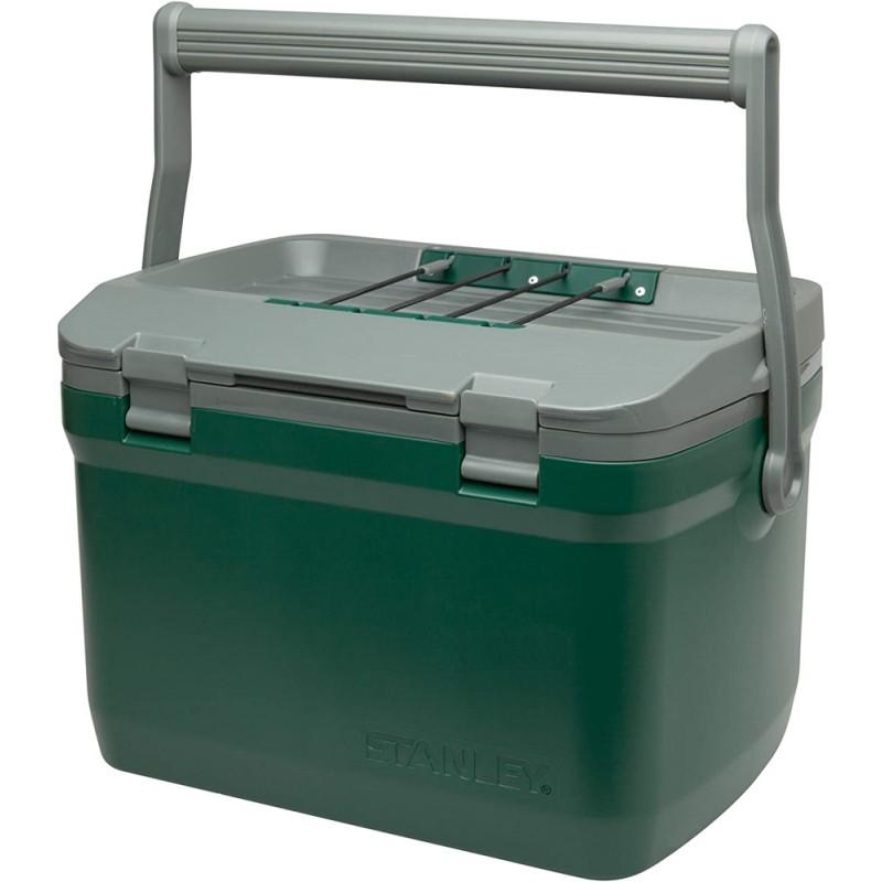 Stanley Adventure Taşınabilir Soğutucu Kamp Buzluğu 15.1 LT (Yeşil)