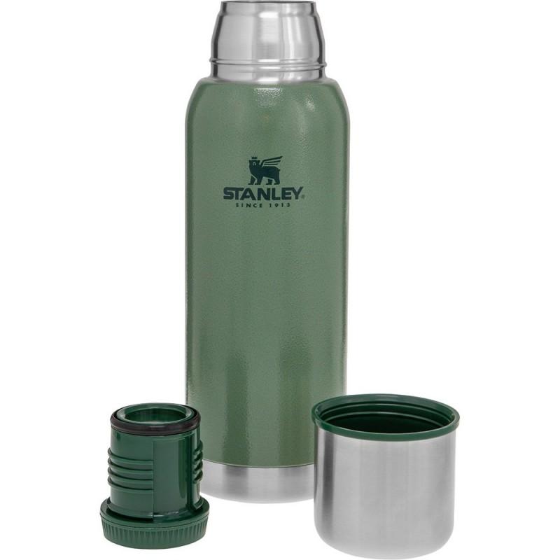 Stanley Adventure Vakumlu Termos 1 LT (Yeşil)