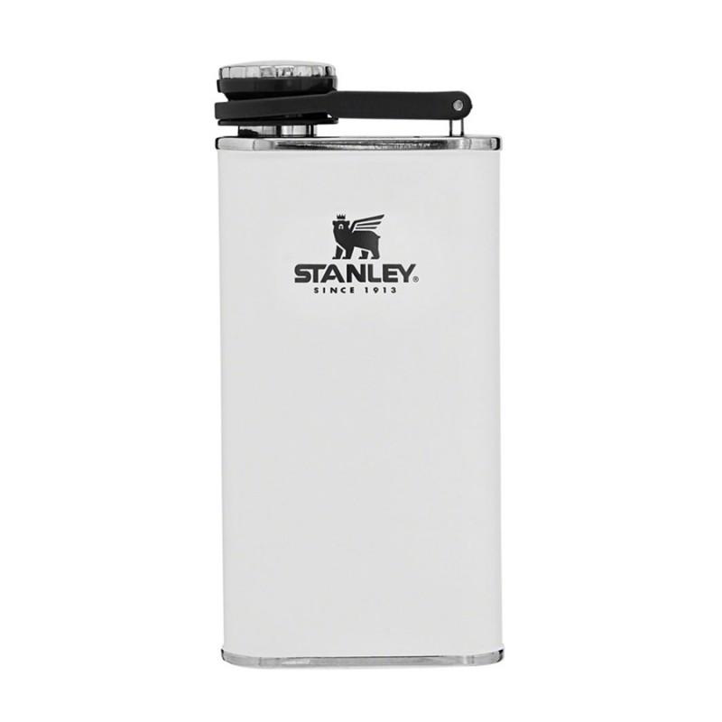 Stanley Classic Cep Matarası 0.23 LT (Mat Beyaz)