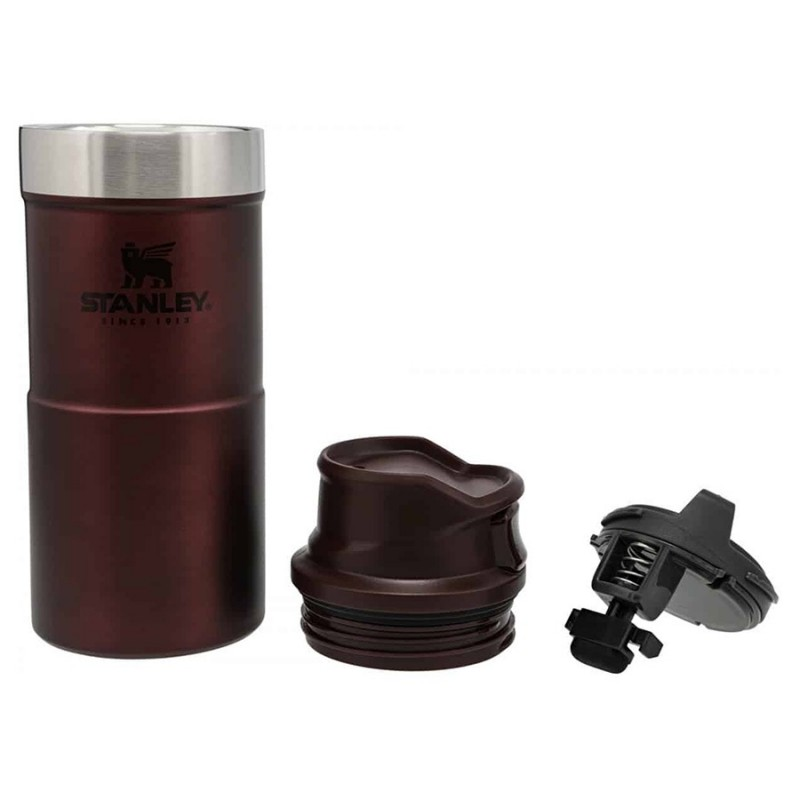 Stanley Classic Trigger-Action Travel Mug - 0.35 LT (Bordo)