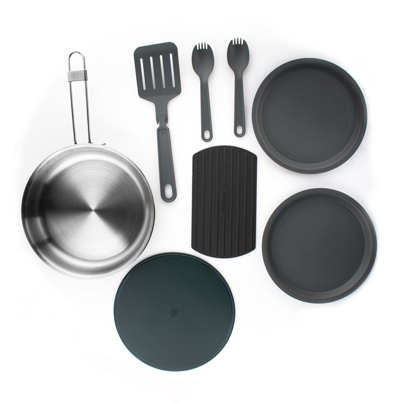 Stanley Adventure All-In-One Fry Pan Set