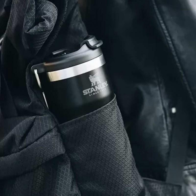 Stanley Classic Twin-Lock Travel Mug 0.47 LT (Mat Siyah)