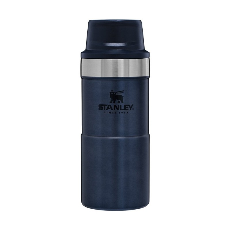 Stanley Classic Trigger-Action Travel Mug - 0.35 LT (Night Fall)