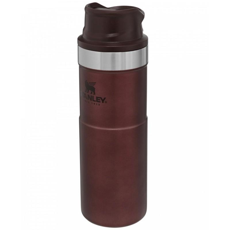 Stanley Classic The Trigger-Action Travel Mug 0,47 LT (Bordo)