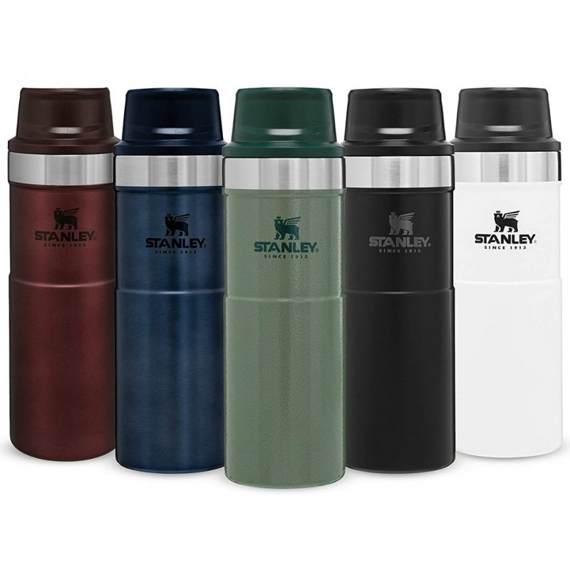 Stanley Classic The Trigger-Action Travel Mug 0,47 LT (Siyah)