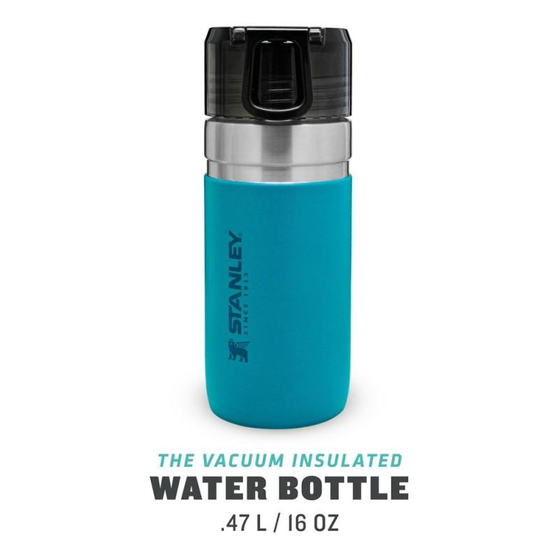 Stanley Vakumlu Yalıtımlı Su Termosu 0.47 LT (Göl Mavisi)