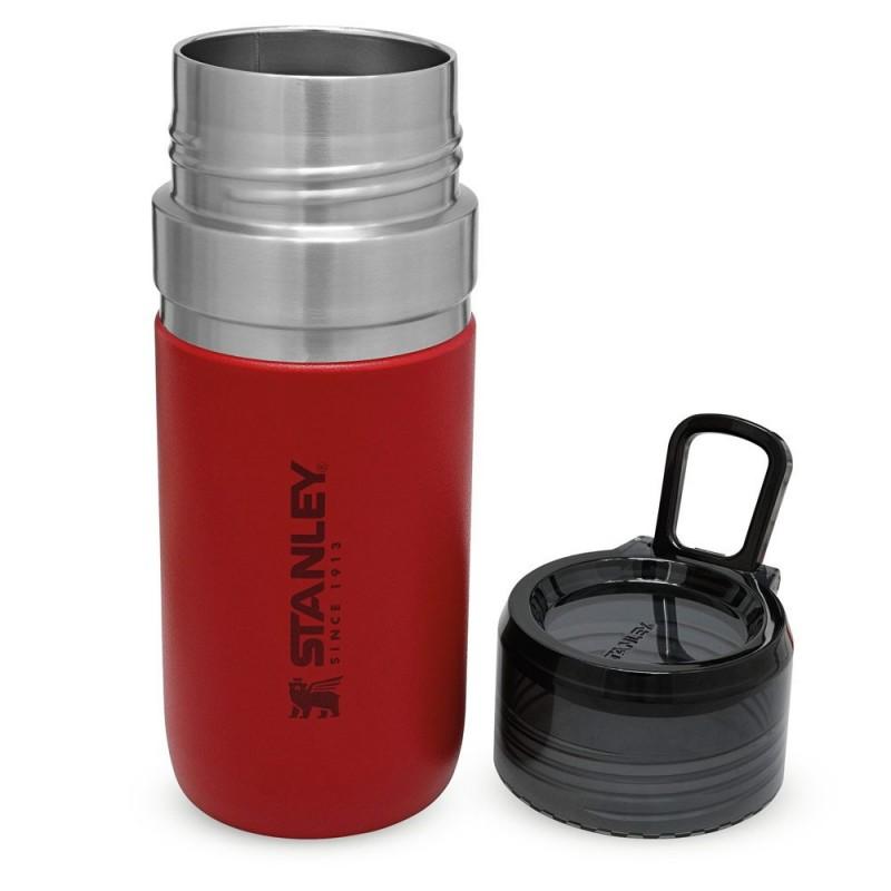 Stanley Vakumlu Yalıtımlı Su Termosu 0.47 LT (Kırmızı)