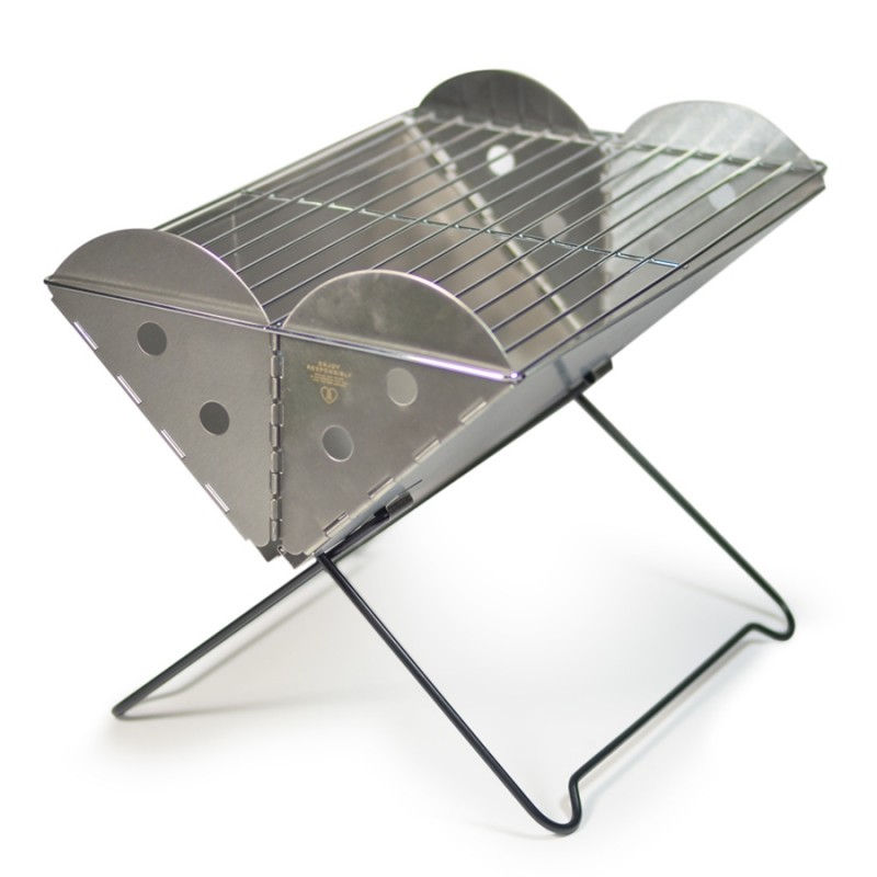 UCO Gear Flatpack Grill and Firepit