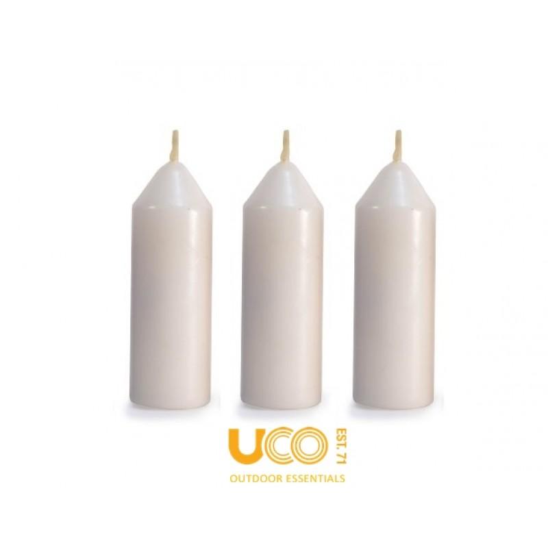 UCO Original Yedek Mum (3 Adet)