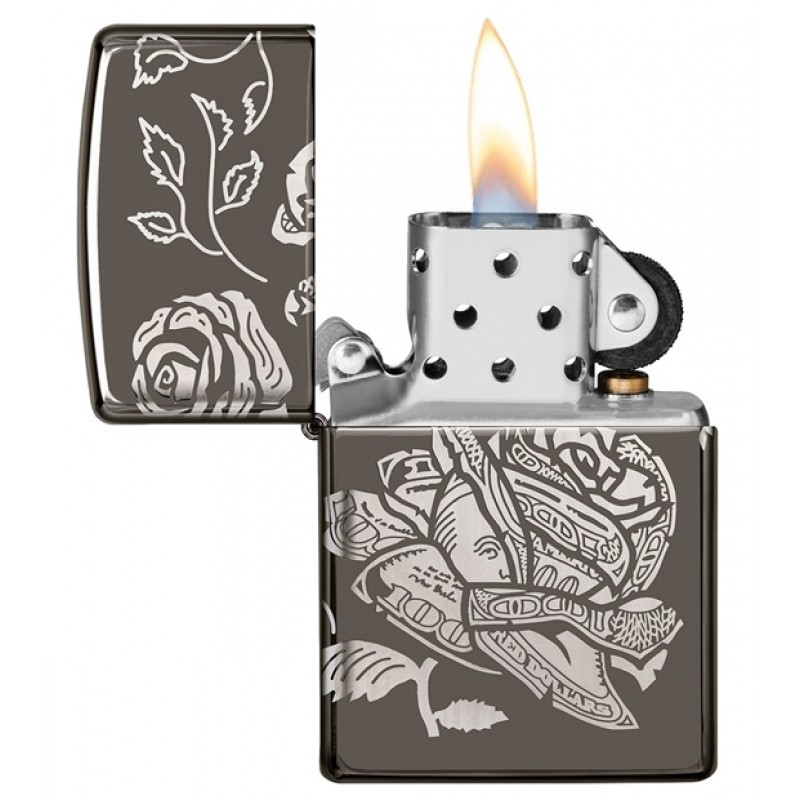 Zippo Currency Design