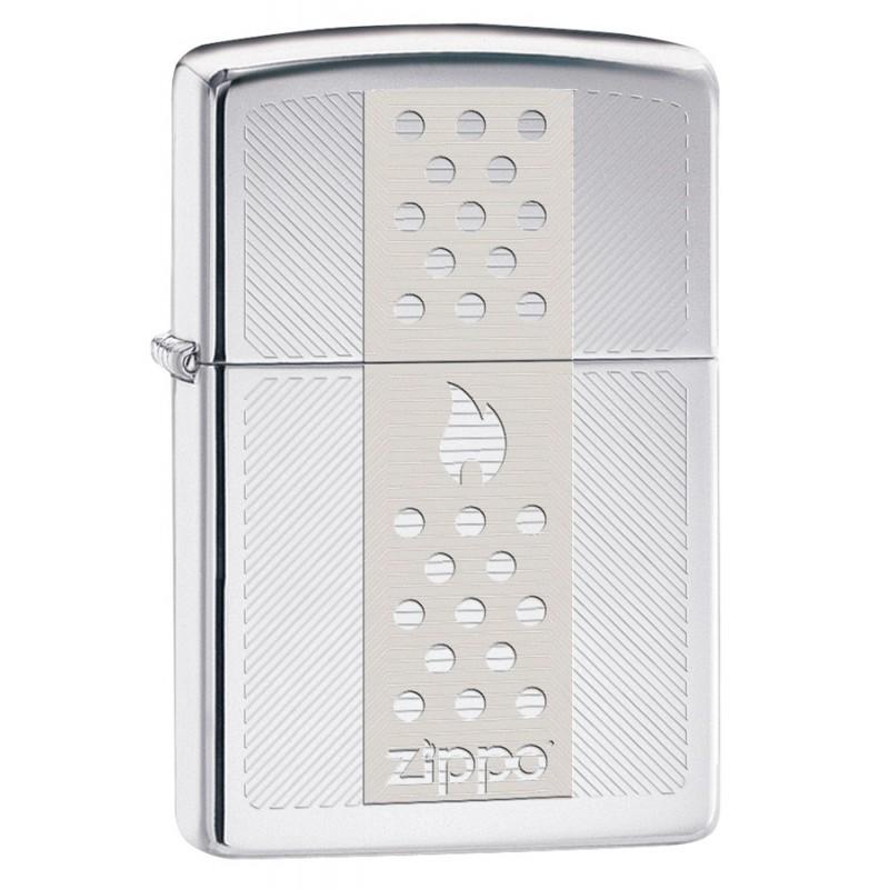 Zippo Chimney Design