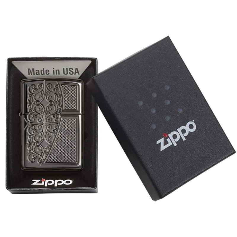 Zippo Old Royal Filigree