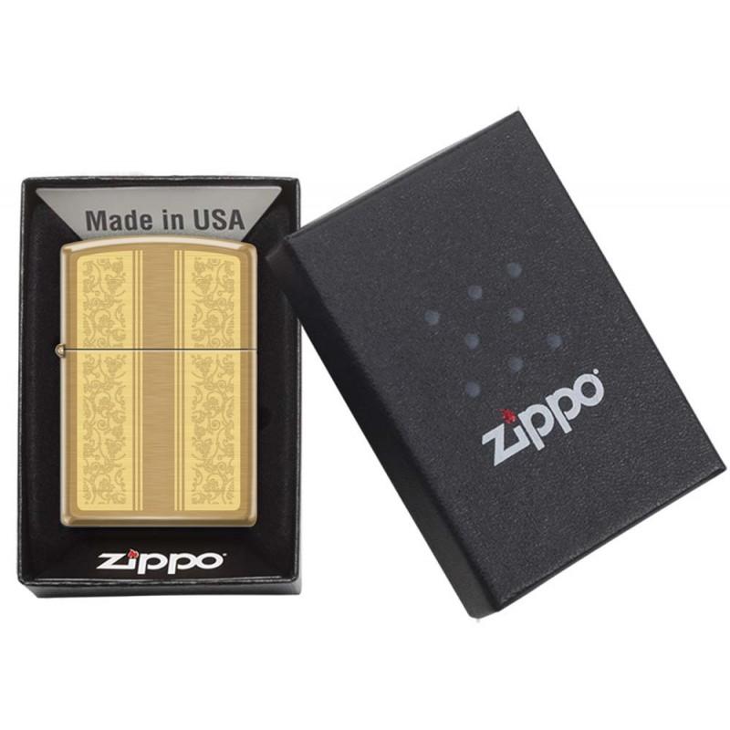 Zippo Floral Ornament 2