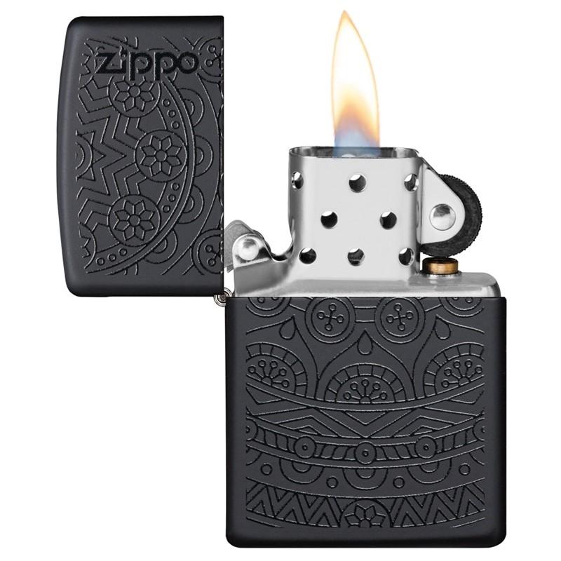 Zippo Tone on Tone Design