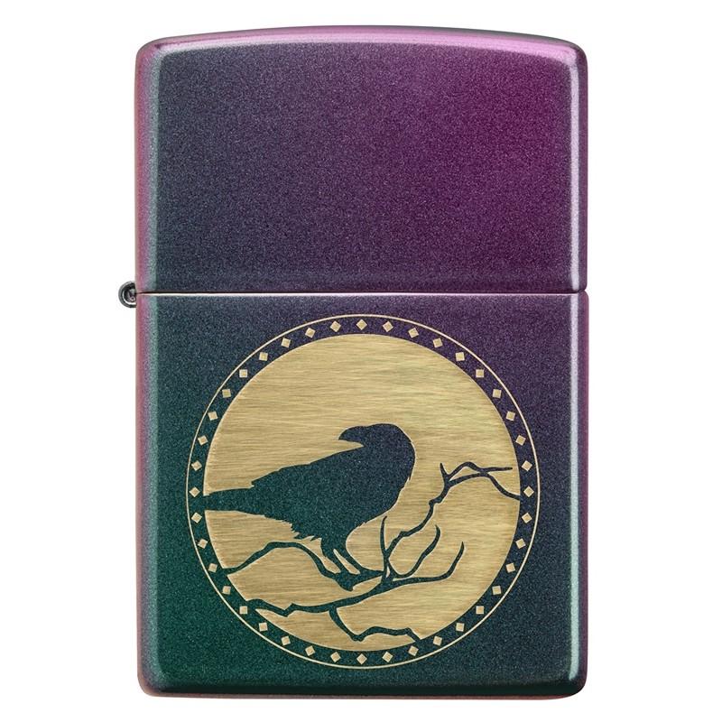 Zippo Raven Design