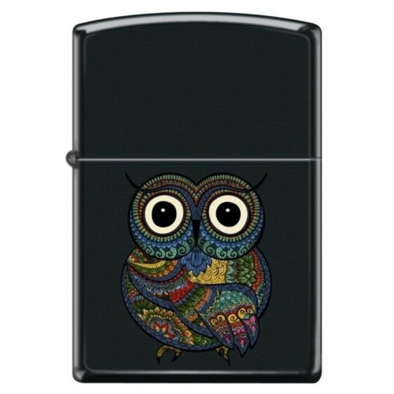 Zippo Ornamental Owl