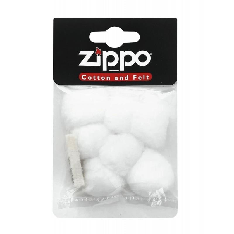 Zippo Genuine Cotton and Felt