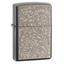 Zippo English Scroll