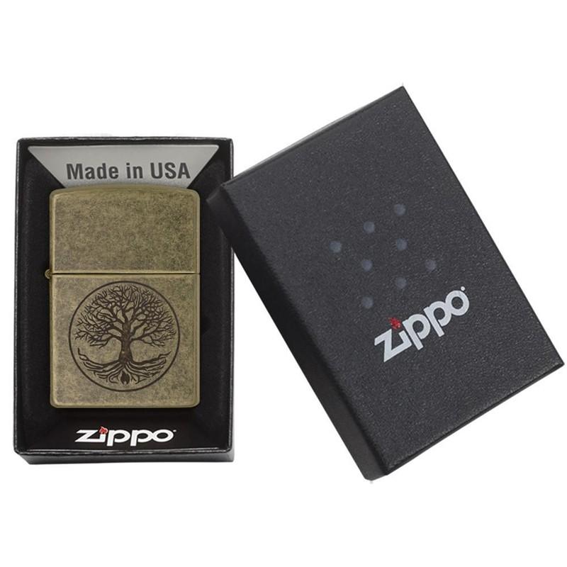 Zippo Tree of Life