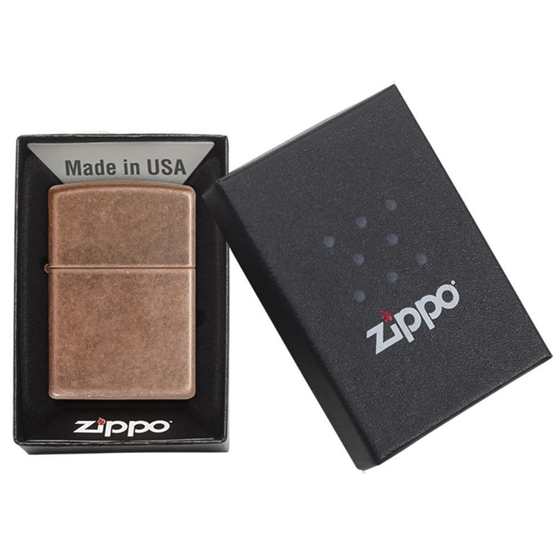 Zippo Classic Antique Copper