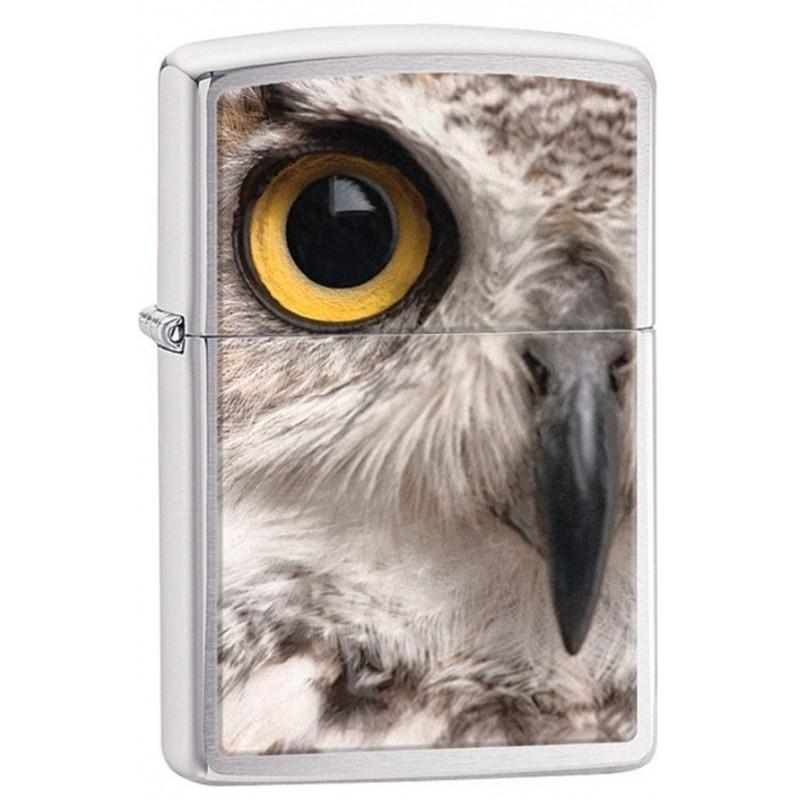 Zippo Owl Face