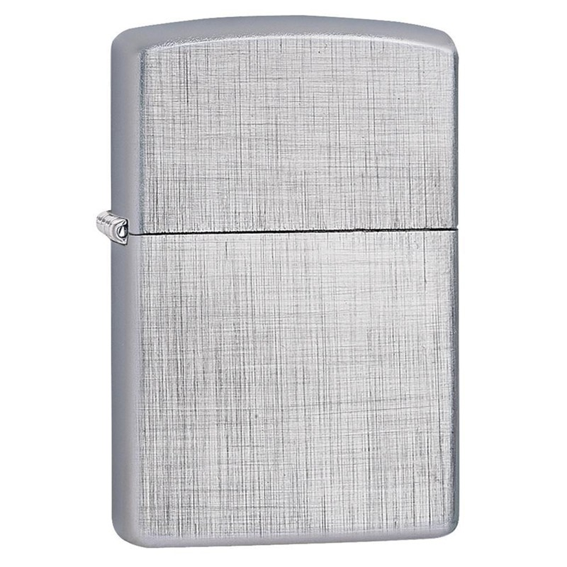 Zippo Classic Linen Weave