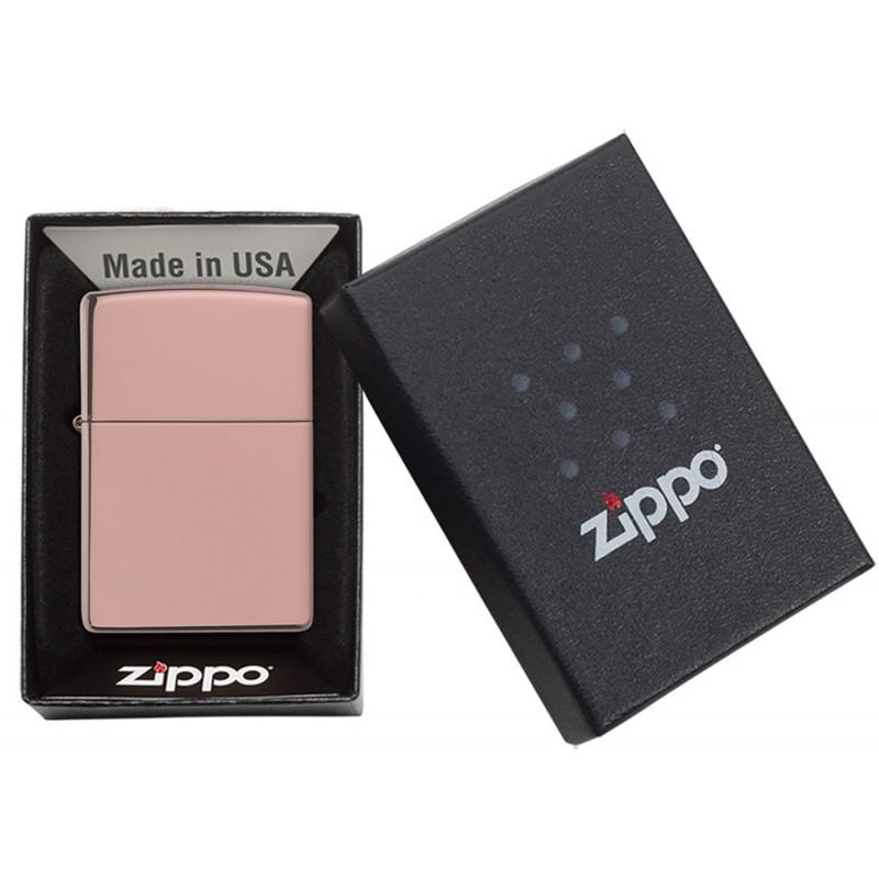 Zippo Classic High Polish Rose Gold