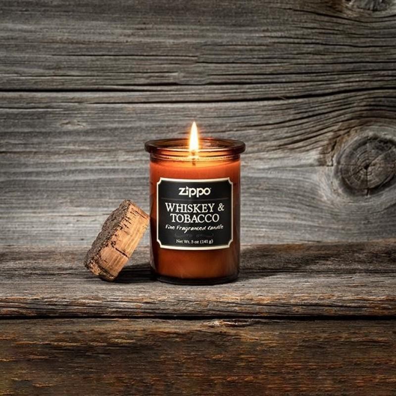 Zippo Spirit Candle (Whiskey & Tobacco)