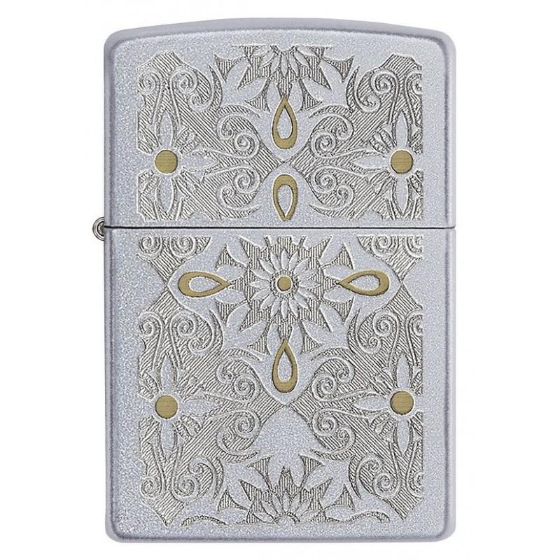 Zippo Floral Design