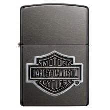 Zippo Harley Davidson Bar & Shield