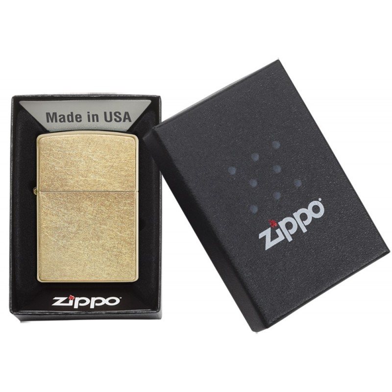 Zippo Gold Dust