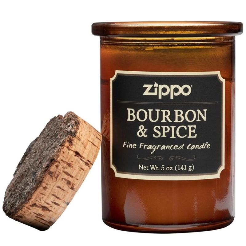 Zippo Spirit Candle (Bourbon & Spice)