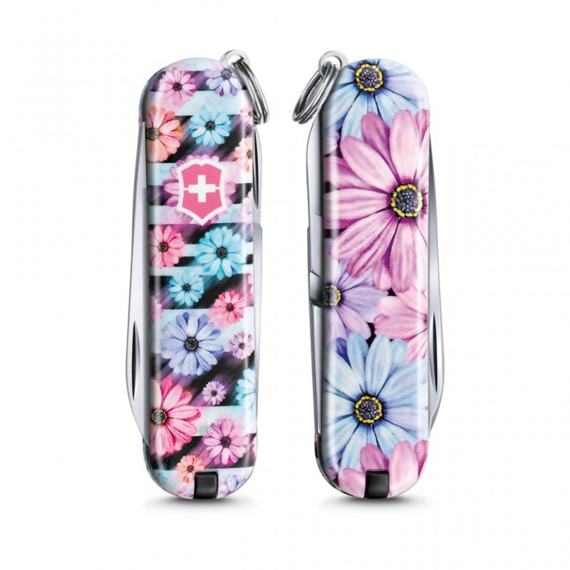 Victorinox Classic Limited Edition 2021 (Dynamic Floral)