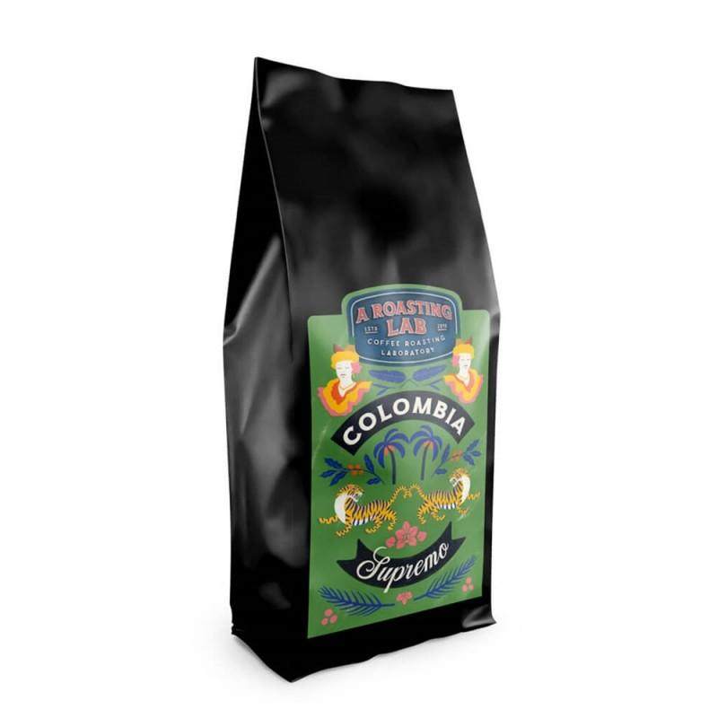 A Roasting Lab Colombia Supremo Filtre Kahve (250 Gr.)