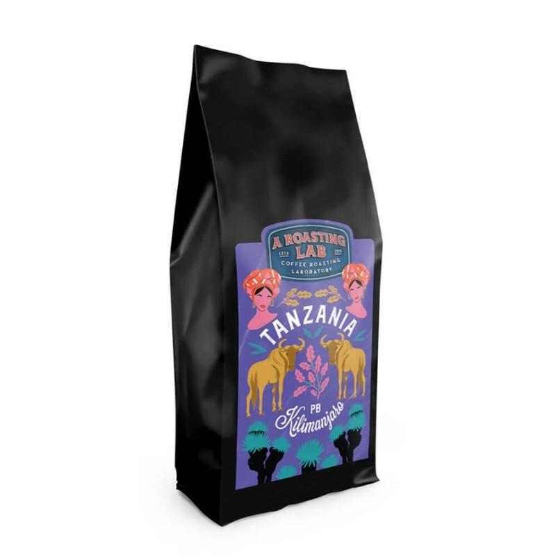 A Roasting Lab Tanzania PB Kilimanjaro Filtre Kahve (250 Gr.)
