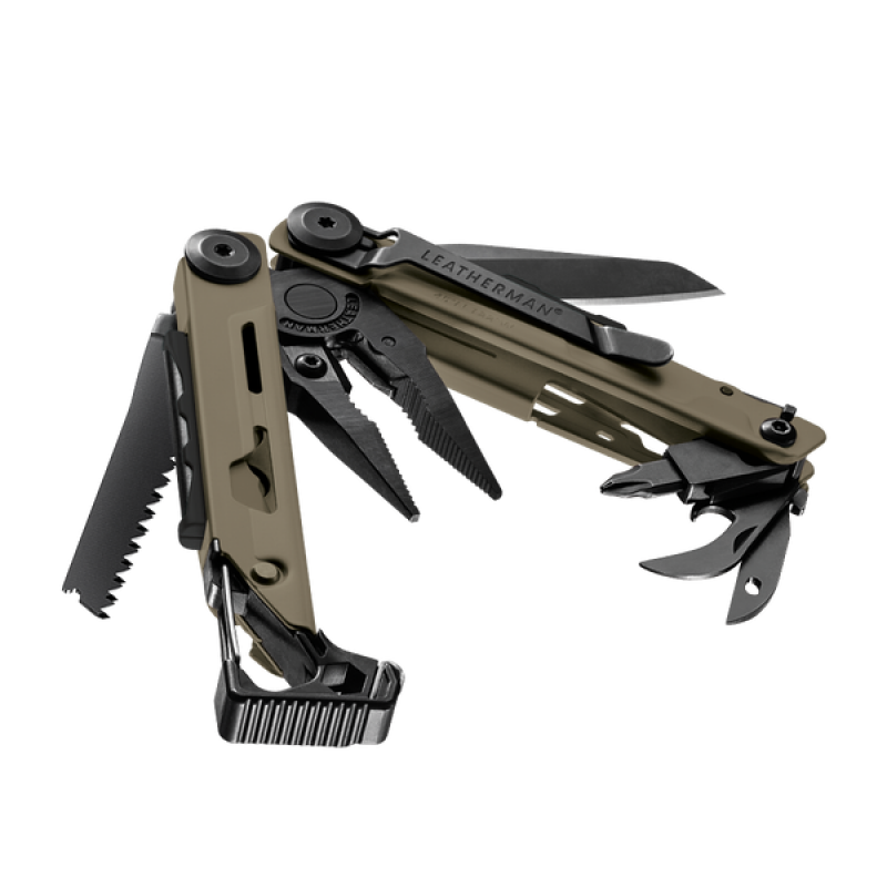 Leatherman Signal® Coyote Tan (19 İŞLEV)