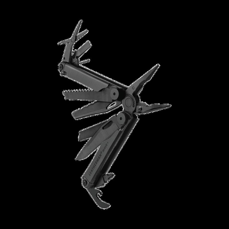 Leatherman Wave® Plus (17 İŞLEV) (Black)