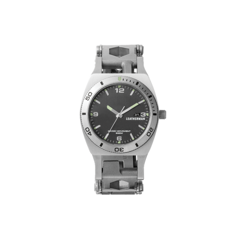 Leatherman Tread Tempo™ (Stainless Steel)