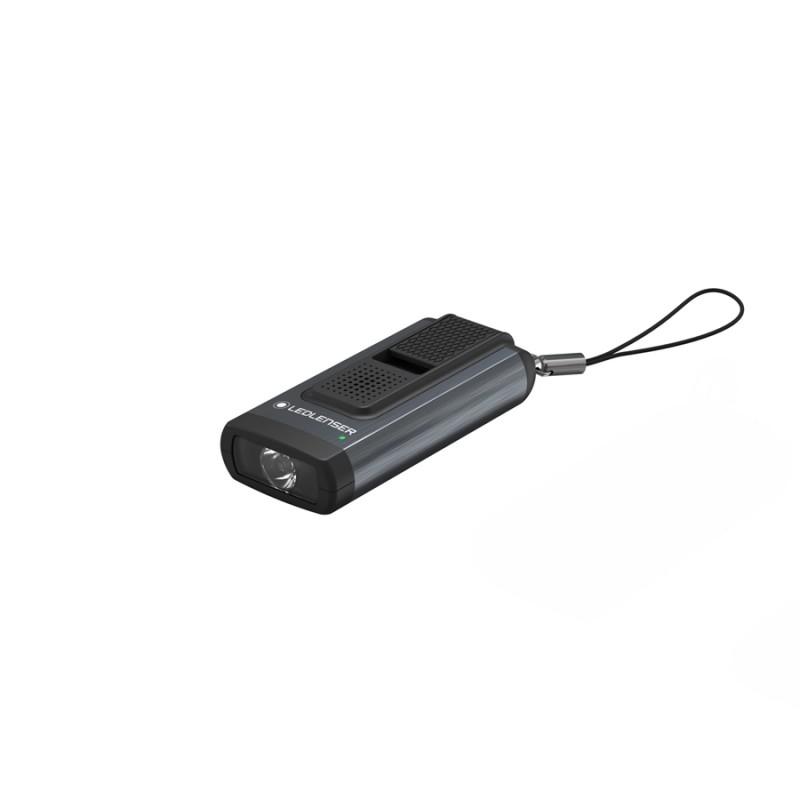 Led Lenser K6R Safety (Black) (400 Lümen)