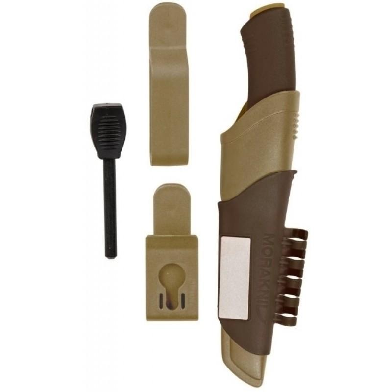 Morakniv® Bushcraft Survival Desert Av Bıçağı