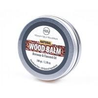 Wood Balm Doğal Ahşap Bakım Kremi, 100ml