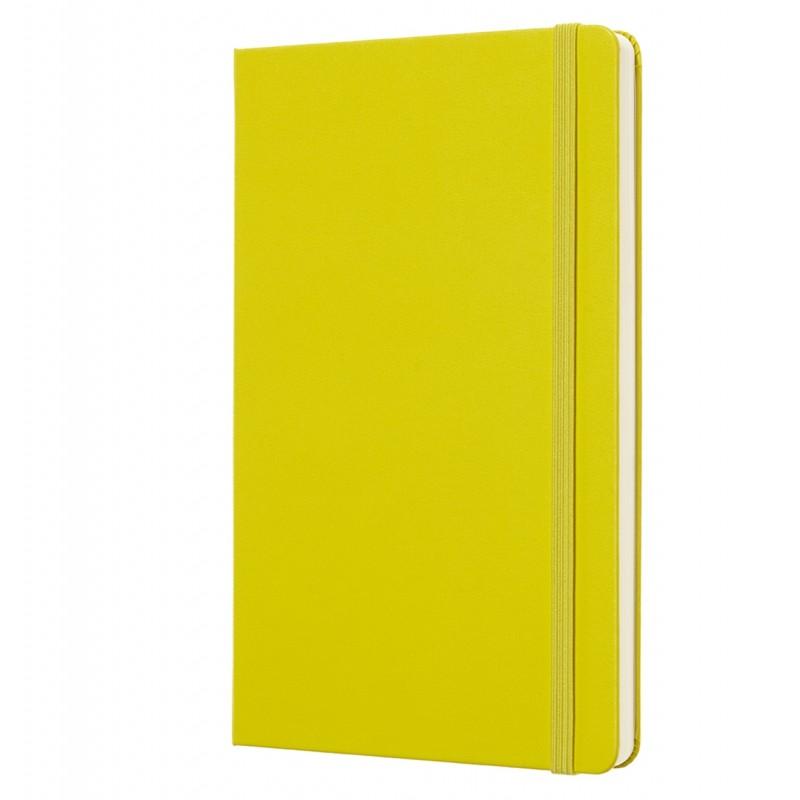Moleskine Klasik Cep Boy Sert Kapak Çizgili Defter (Sarı)
