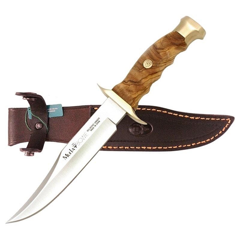 Muela Bowie Knife BW-16.OL