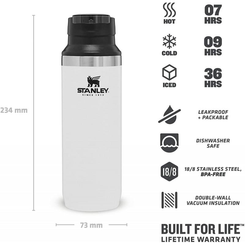 Stanley Adventure Switchback Travel Mug -  0.47 LT (Polar)