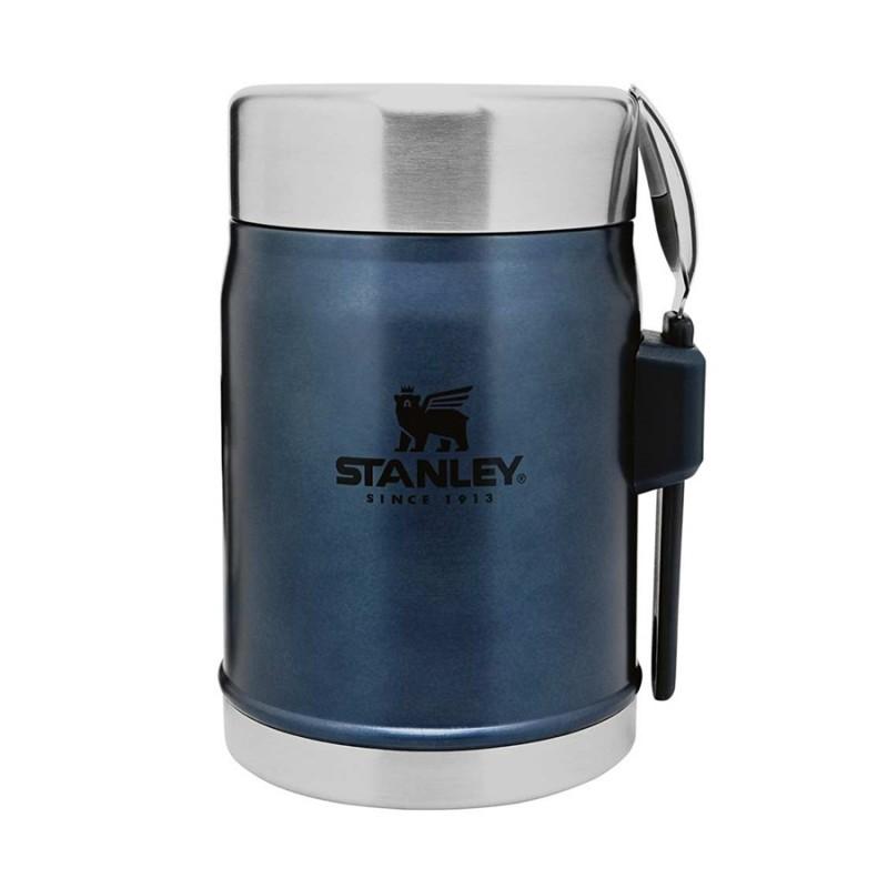 Stanley Classic Vakumlu Yemek Termosu - 0.4 LT (Gece Mavisi)